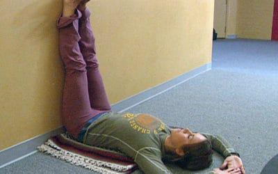 Stress et anxiété vaincue par une posture simple de Yoga!