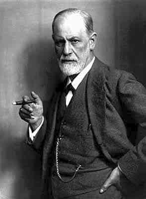 Histoire de l'hypnose - Sigmund Freud