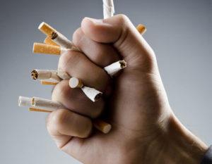 Comment arrêter de fumer sans rien