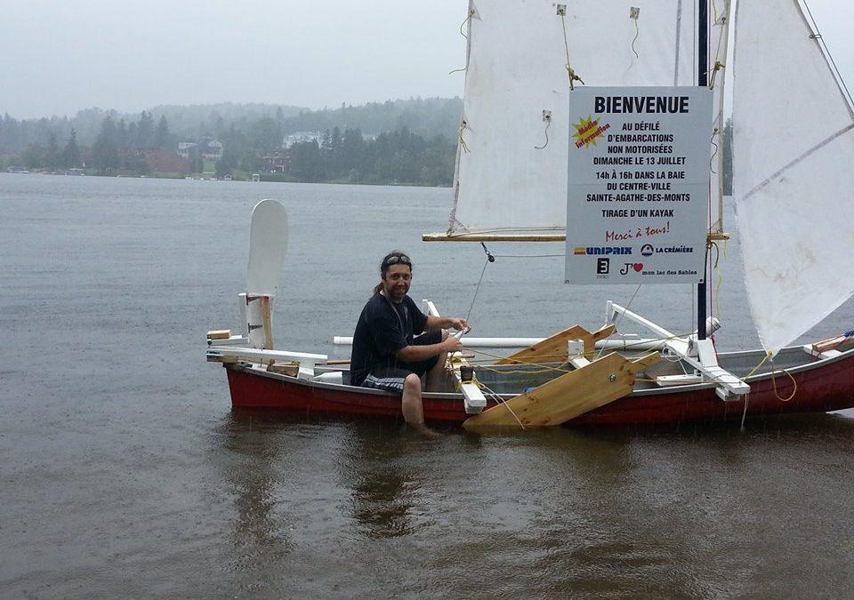 La construction de mon canot à voile – Piccolo Mondo