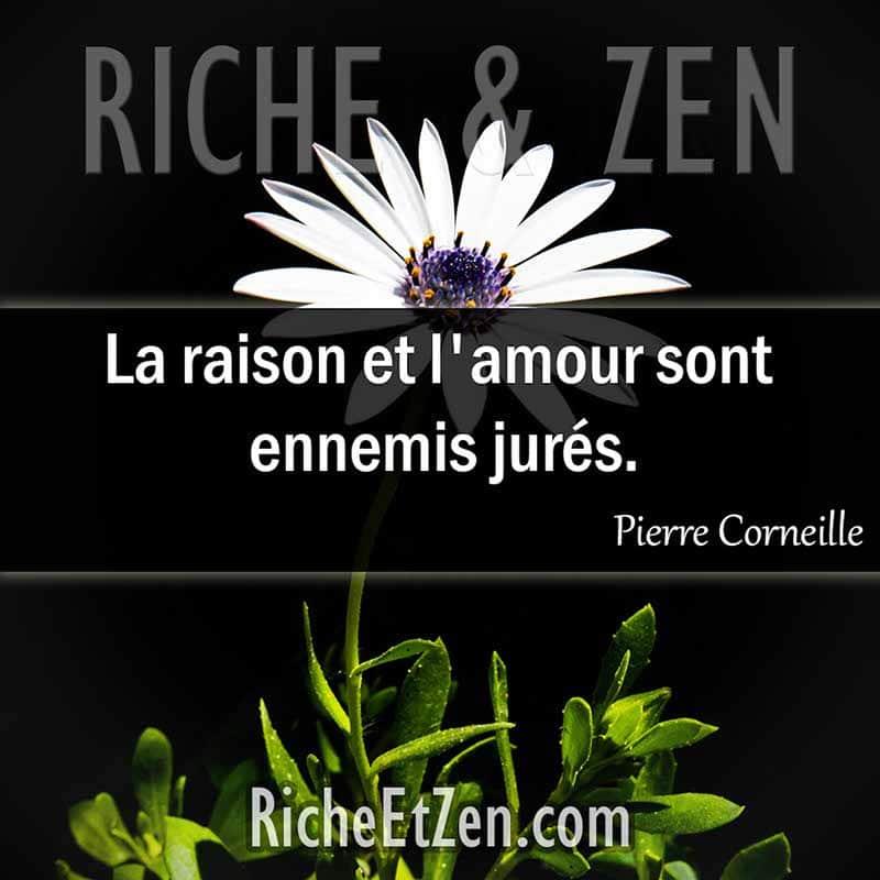 La raison et l'amour sont ennemis jurés. - Pierre Corneille - des citations d'amour - citation sur l'amour - les citations d'amour - citations amour - citations sur l'amour - citations d'amour - citations d amour - citations sur l amour