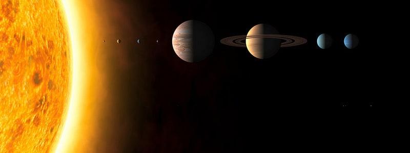 7 Planètes, 7 Métaux et 7 Dieux !