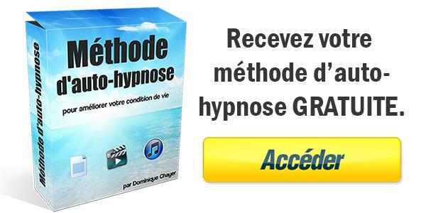 Accéder à votre méthode d'auto-hypnose