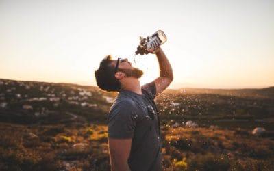 Pourquoi boire de l'eau est bon pour vous