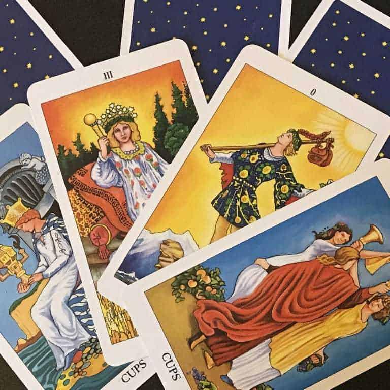 Apprendre le tarot divinatoire gratuit